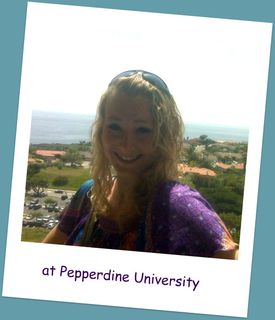 at Pepperdine University