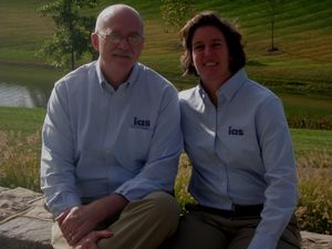 BecomeAlum founders Jim and Christina McIntyre