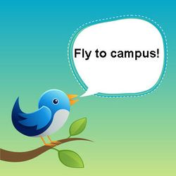 CampusChat: Flying to Visit College with Fleet Aviation