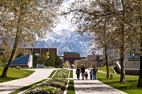 Smart College Visit Photo Friday: University of Utah