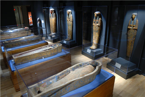 Smart College Visit Photo Friday: Emory Egyptian Gallery