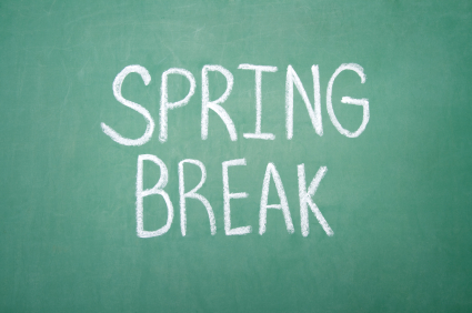 Spring Break – What this means to College Visits