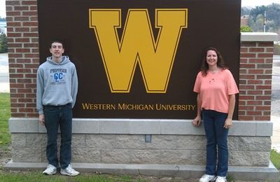 Western Michigan University – A College Visit Story