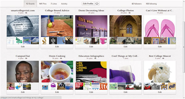3 Ways to Use Pinterest in your College Search