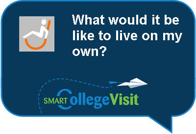 Smart College Visit Campus Accessibility