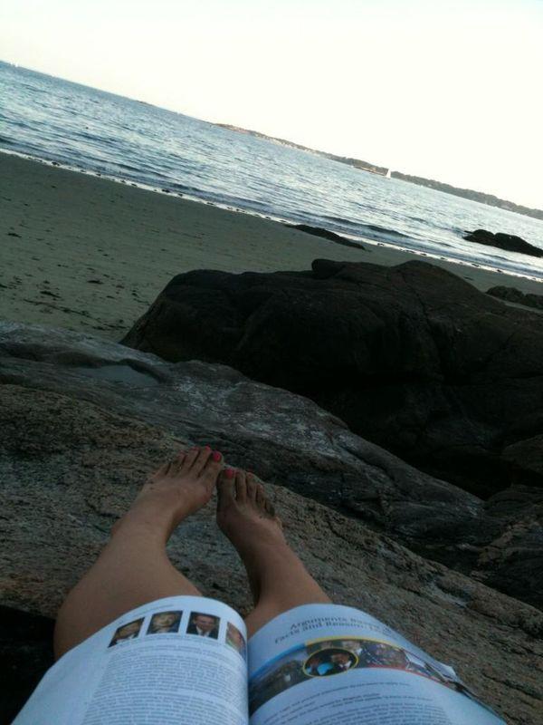 Erins Feet