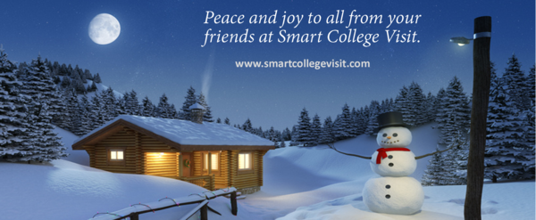 Happy Holidays from Smart College Visit