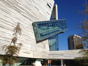 Dallas College Visits? Add on A Day at The Perot Museum