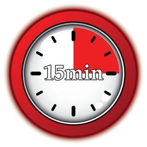 Scholarship Mom Tip #15: Minutes Matter