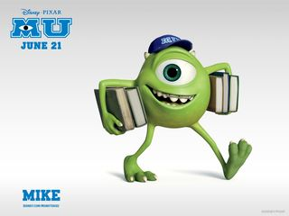 A Dean's Message: Monsters University Style